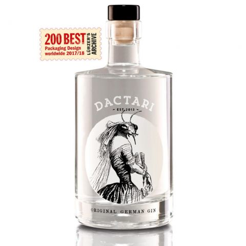 Dactari Original German Gin 0,5L