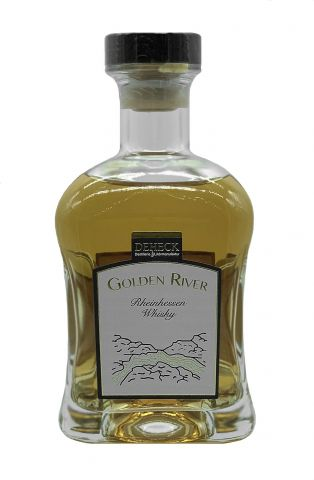 Golden River - Deutscher Whisky Single Malt